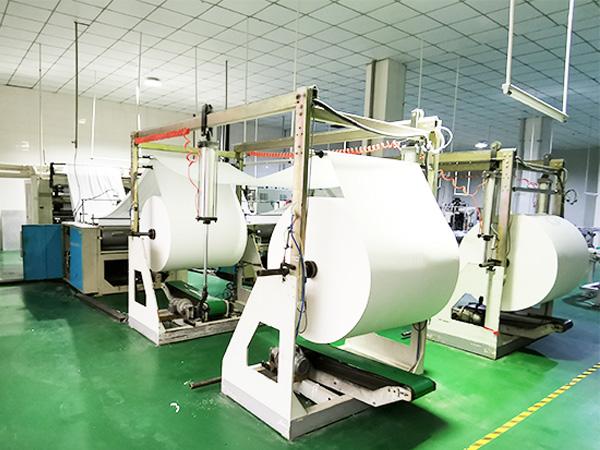 全自动擦手纸生产线