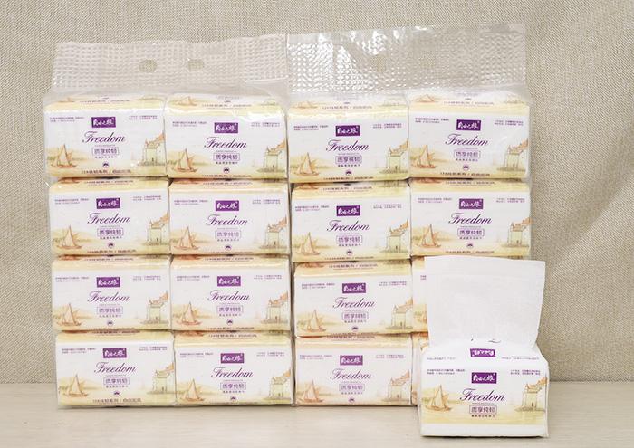上海卫生抽纸客户